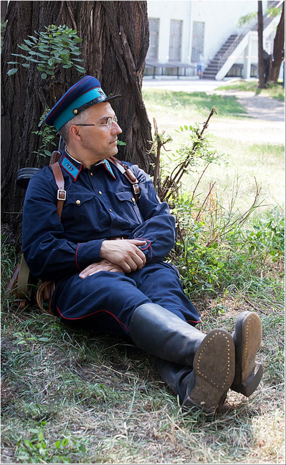 Милиция в довоенном Бресте отличалась особой беспечностью