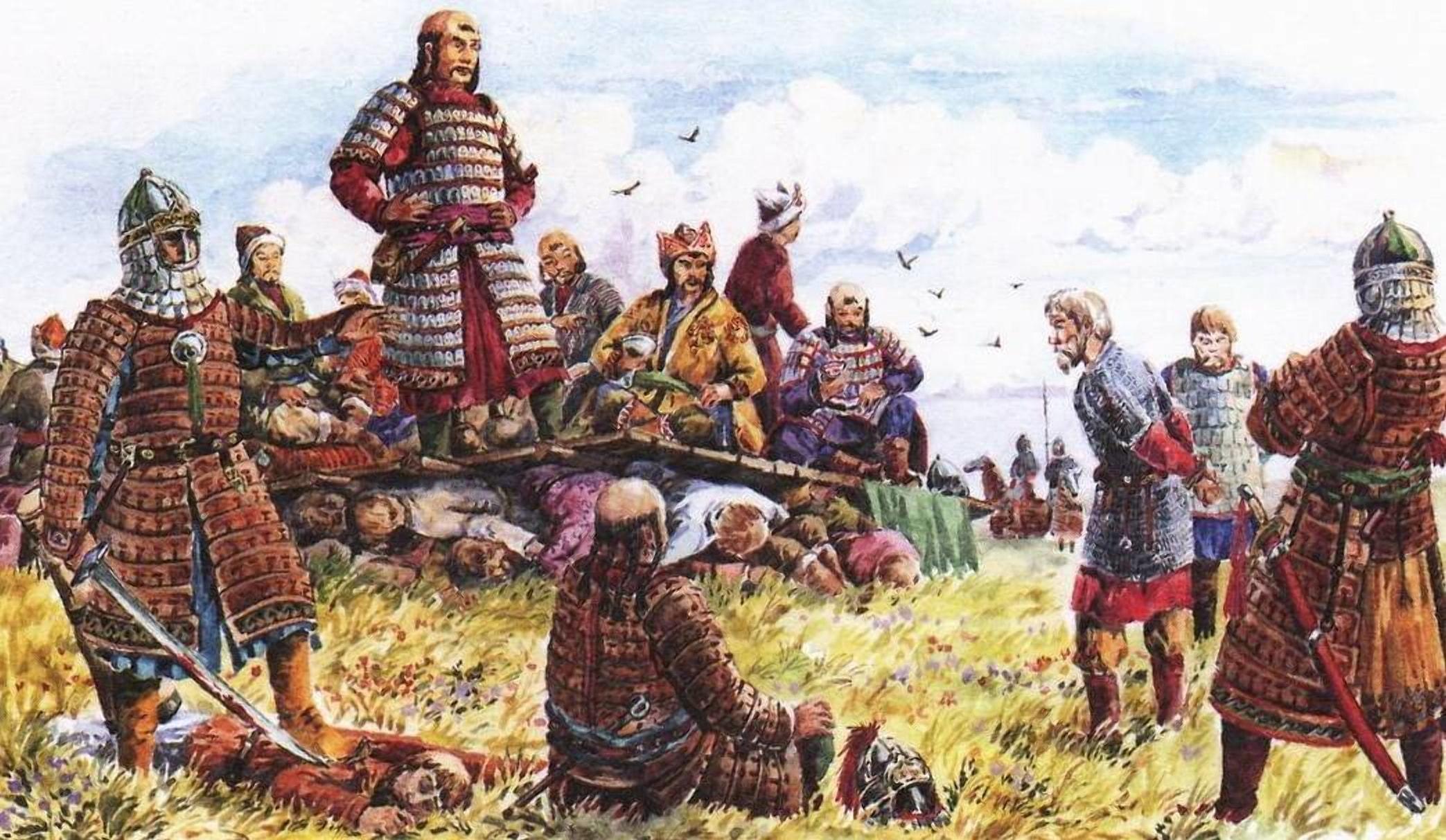 Туровский князь был замучен после битвы