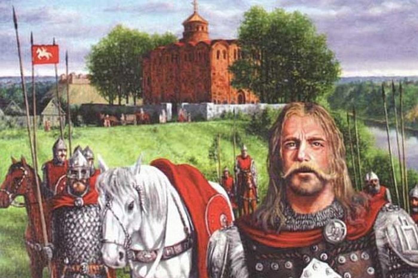 Давыд был гродненским наместником