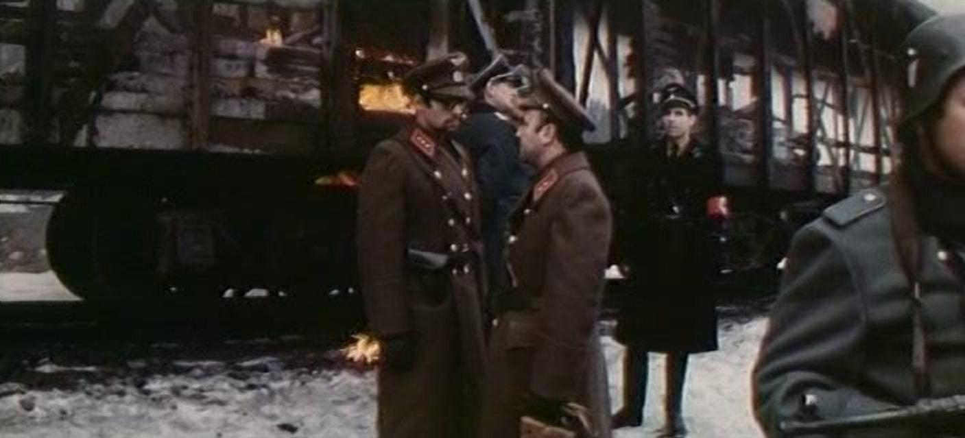 Завтра будет поздно - фильм о словацких партизанах в оккупированной БССР