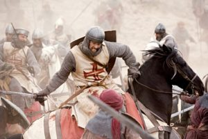 За Гроб Господень воевали рыцари из Полоцка