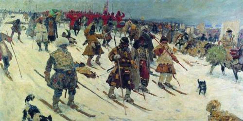 Московские войска вступили в конфликт с ВКЛ