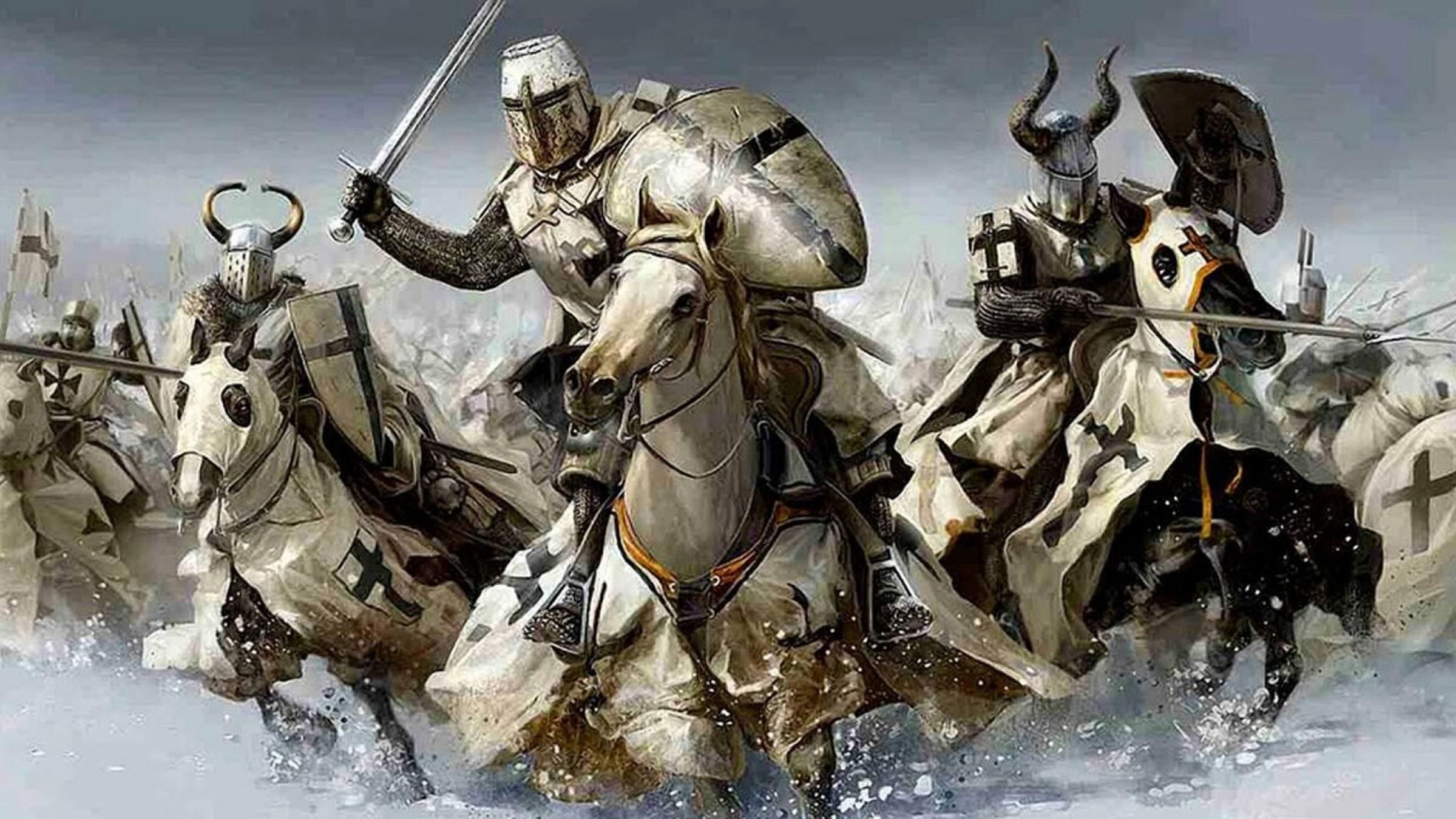 Тевтонский орден враг номер один в 14 веке