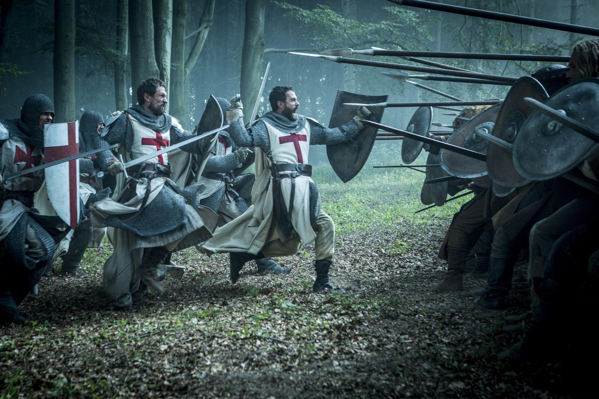 Тевтонцы были храбрыми вояками