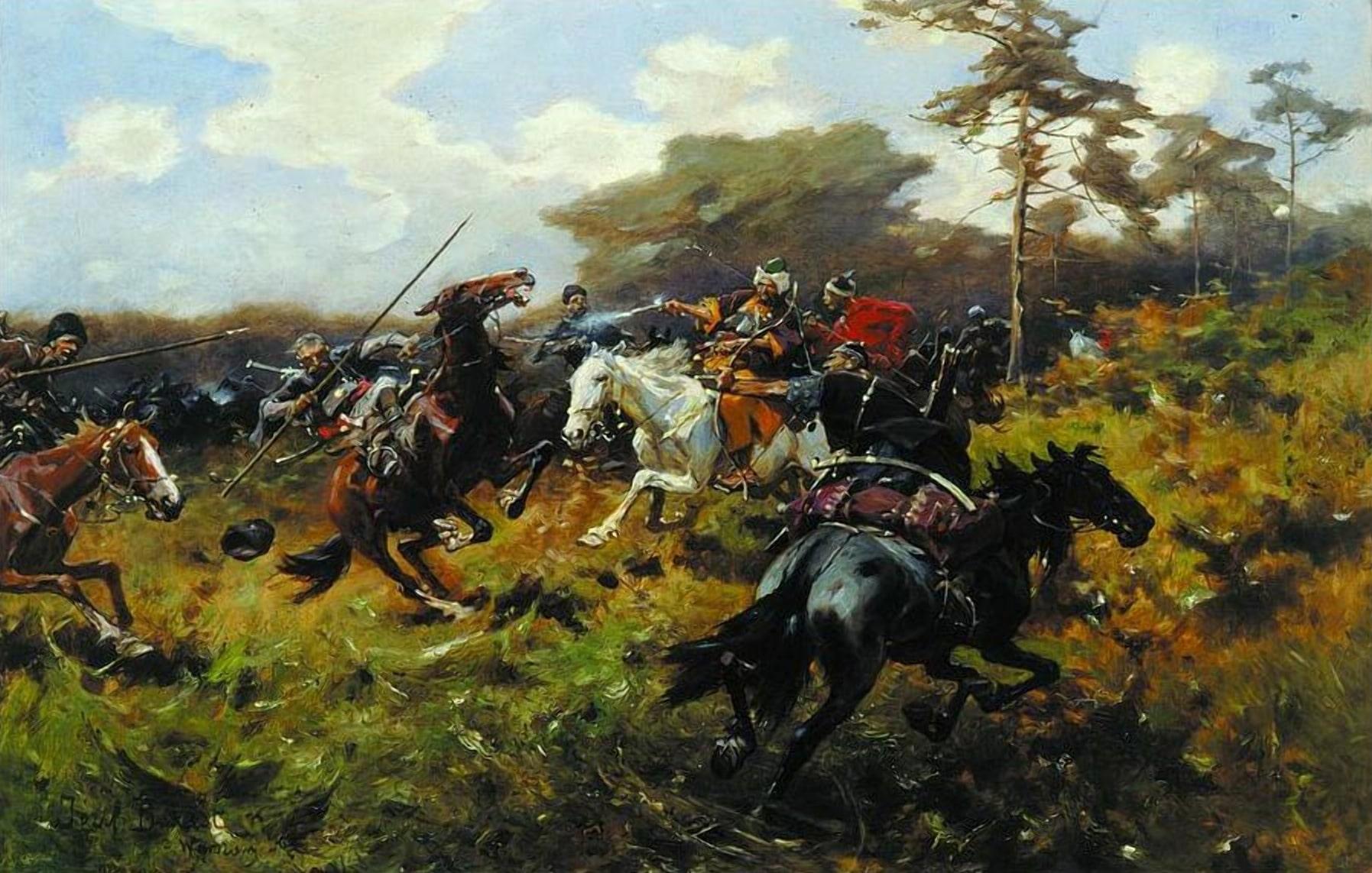 Крымские татары были на стороне мятежников
