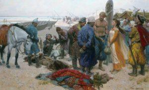 На протяжении двух сотен лет Друцк был крупнейшим невольничьим рынком