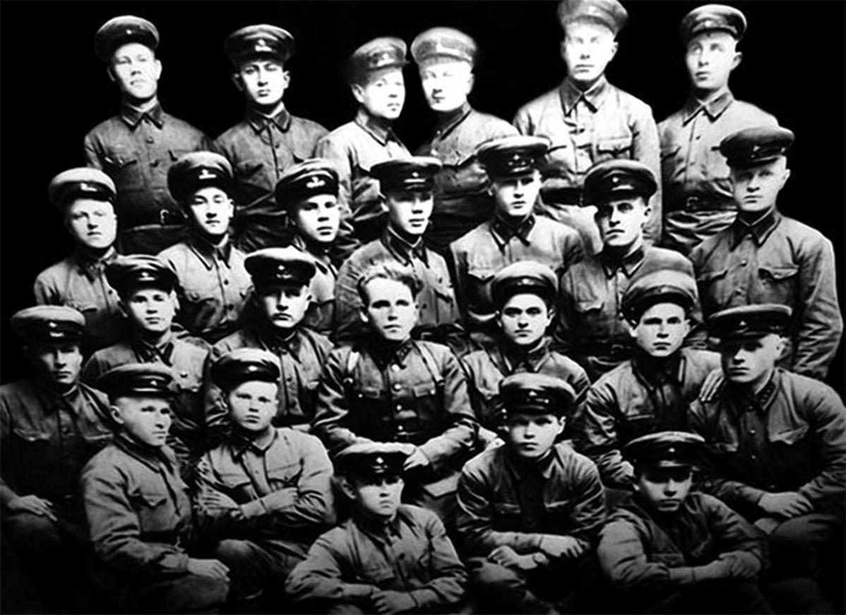 Автовзвод 132 батальона конвойских войск НКВД