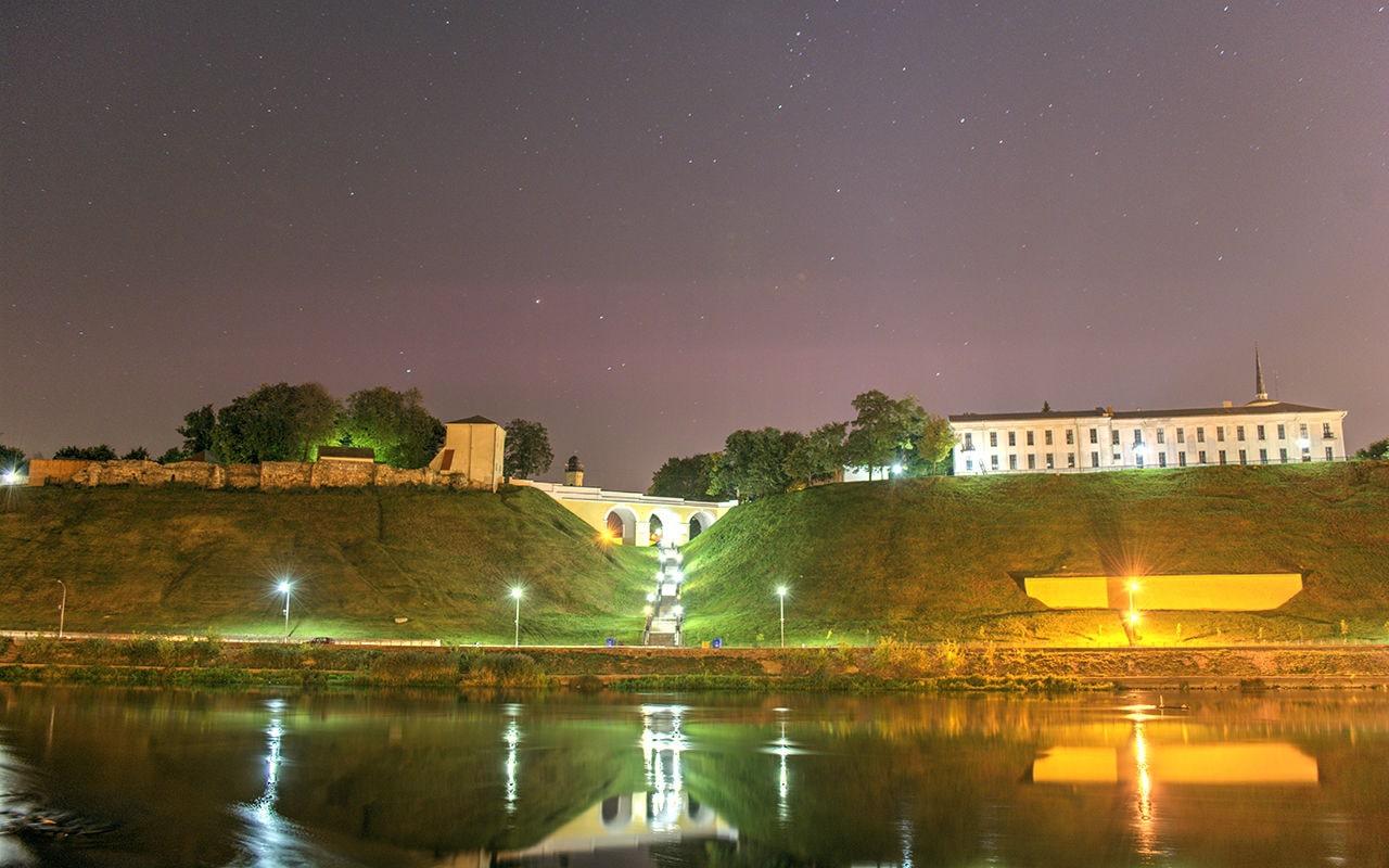 Гродненские королевские замки