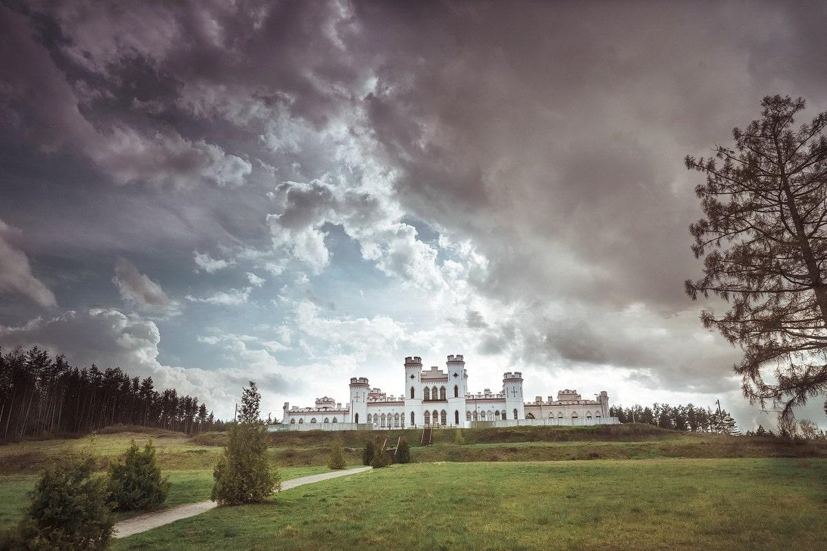 Замок Пусловских и его призраки