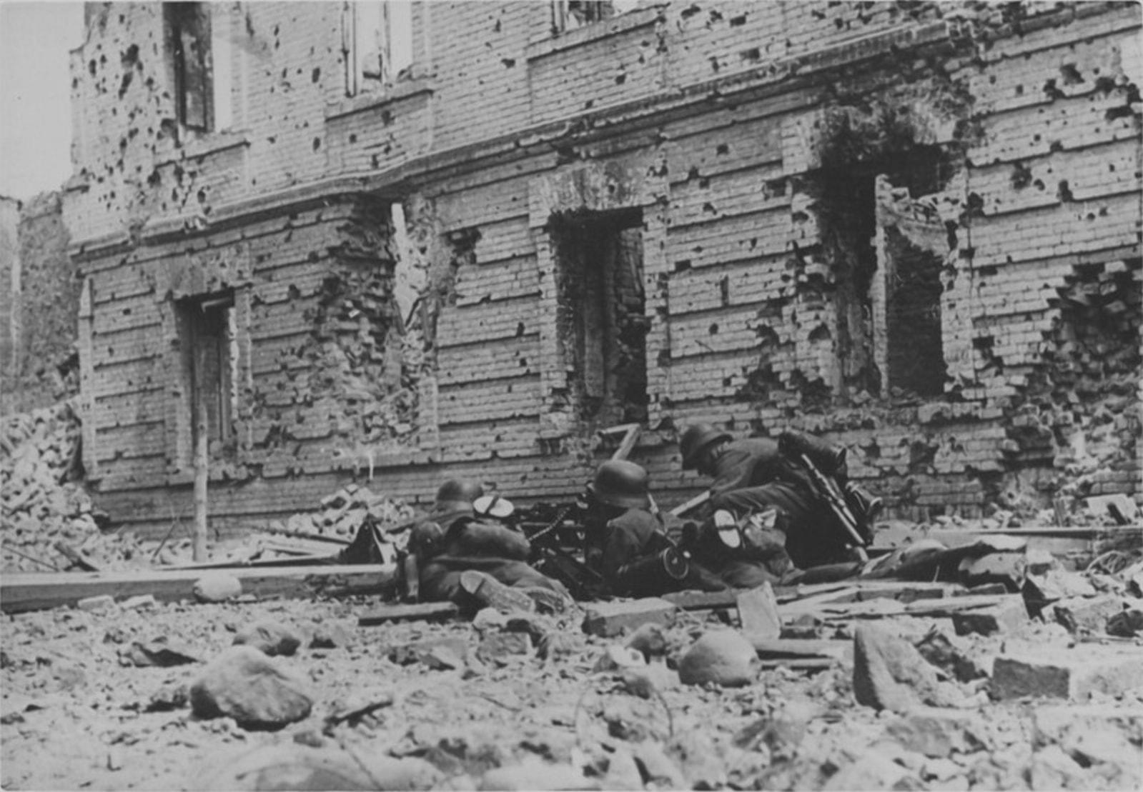 К 23 июня в Крепости только начиналось активное сопротивление