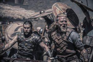 На протяжении двух столетий викинги сражались за Полоцк