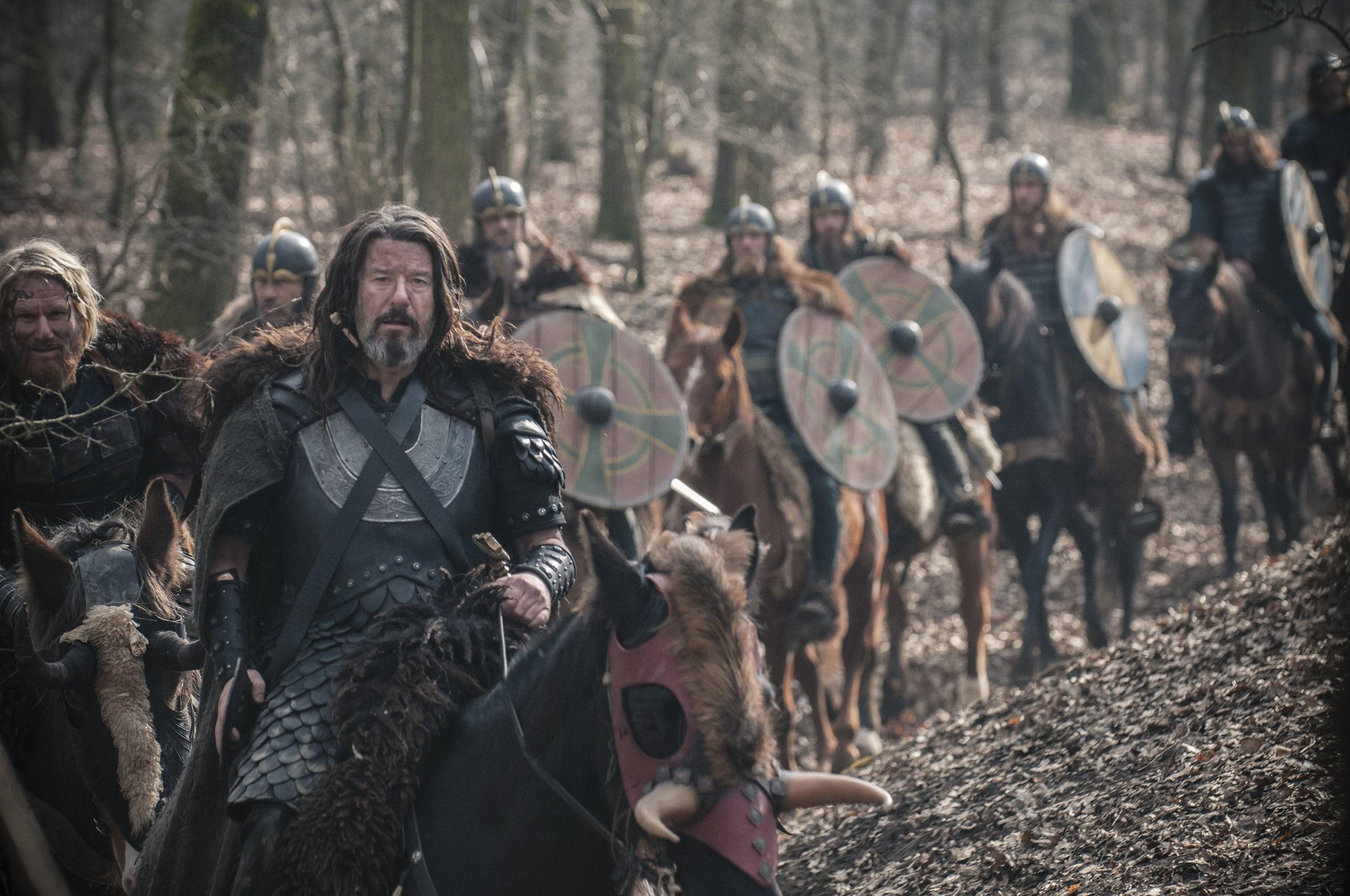 Рогволд отбил Полоцк у брата шведского короля