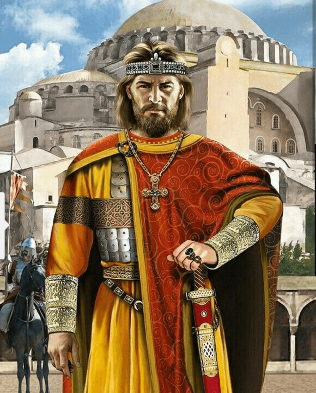 Византийский император подарил Полоцку святой образ
