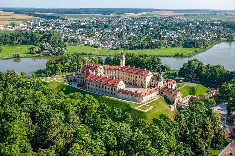 Гостиница Палац расположена на территории самого роскошного дворцового комплекса