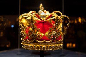 Коронационную корону ВКЛ делали итальянские ювелиры
