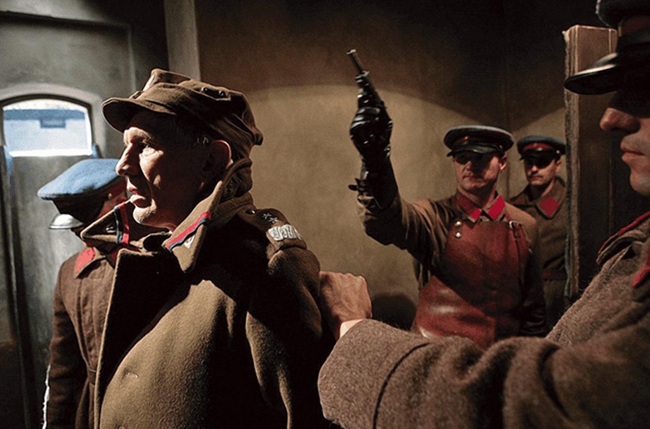 Надзорсоста НКВД действовал согласно инструкции