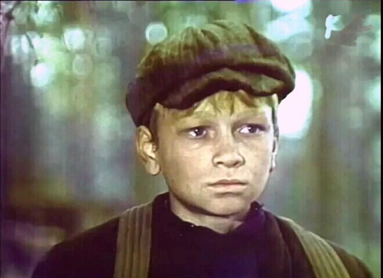 Фильм о детях-партизанах
