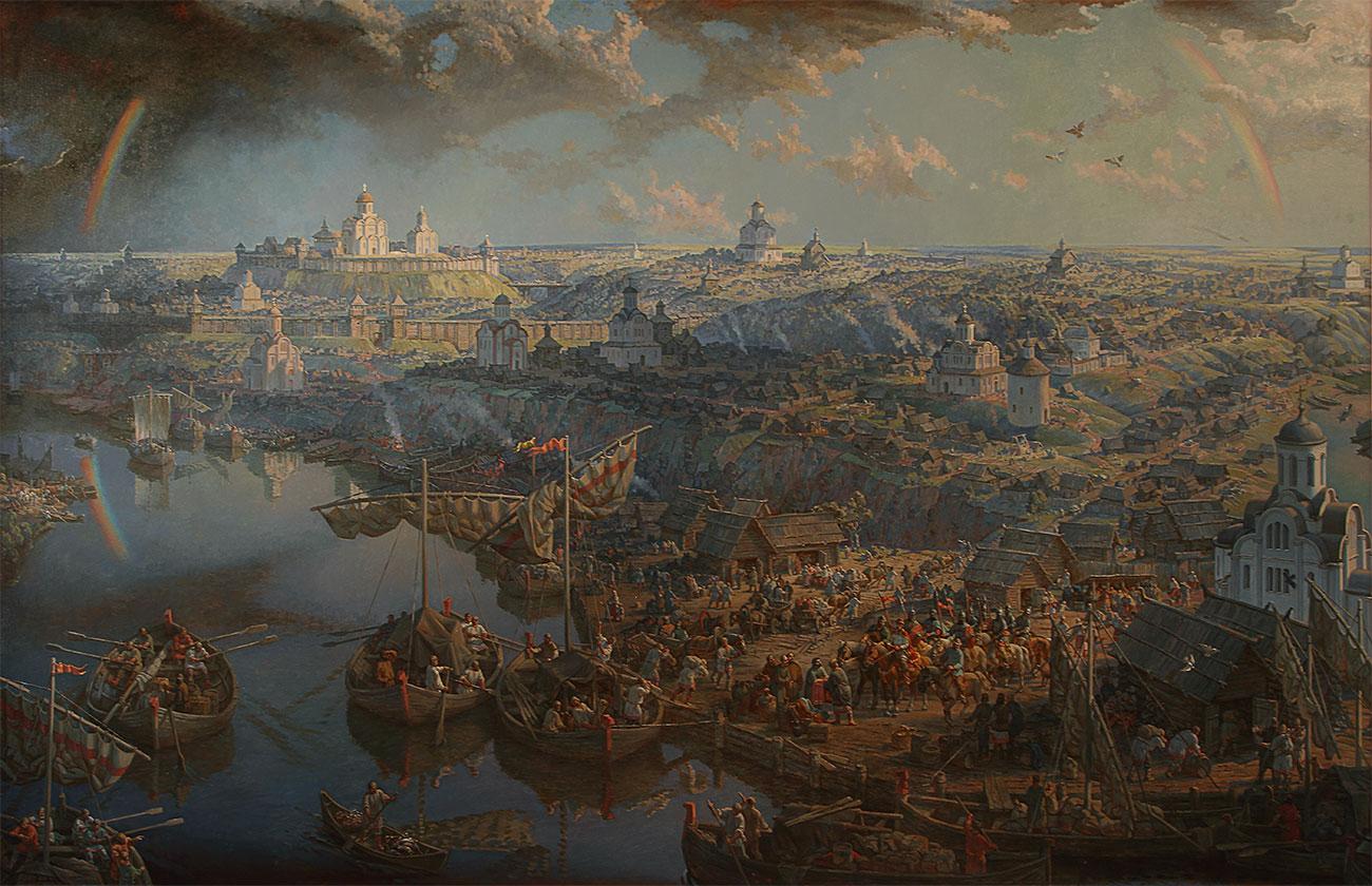 В Могилеве были сильны позиции православной церкви