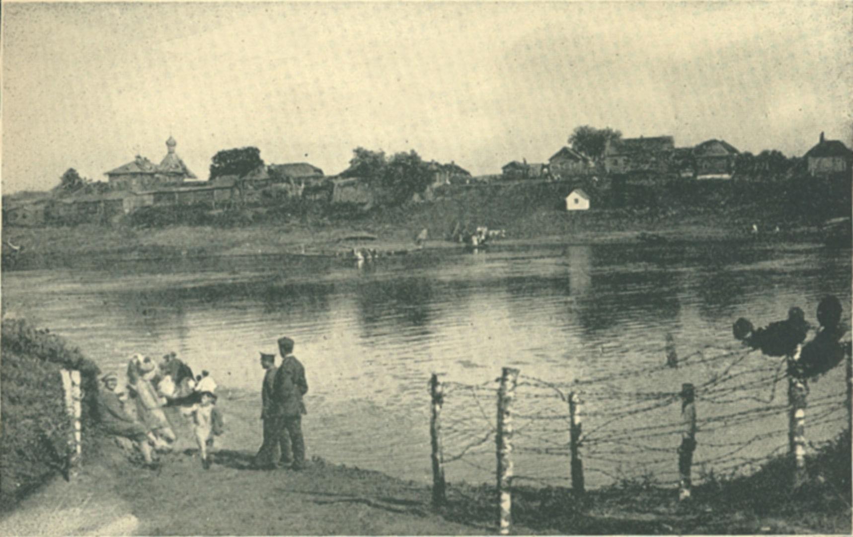 К началу 20 века Копысь утратил черты города