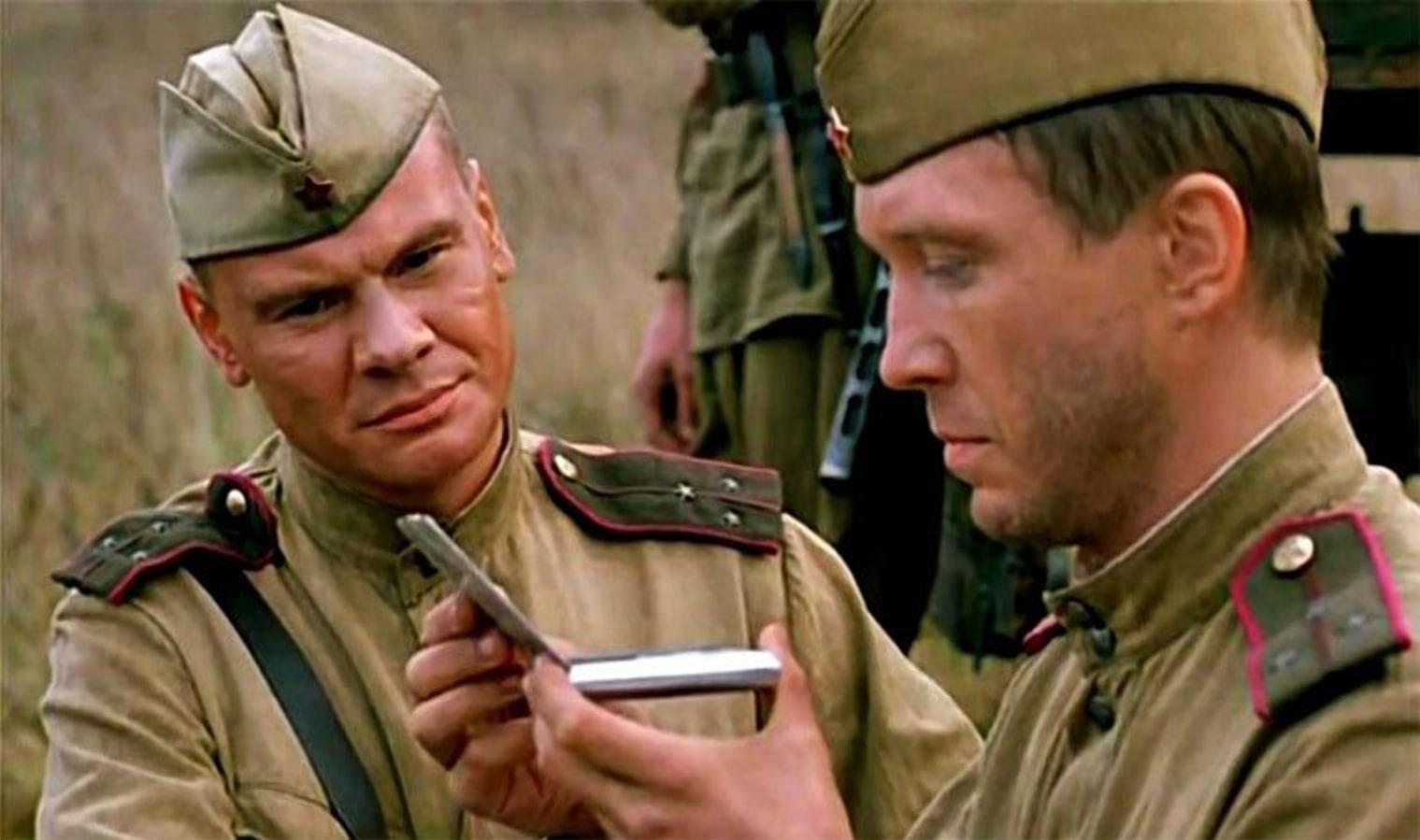Отличный военный фильм