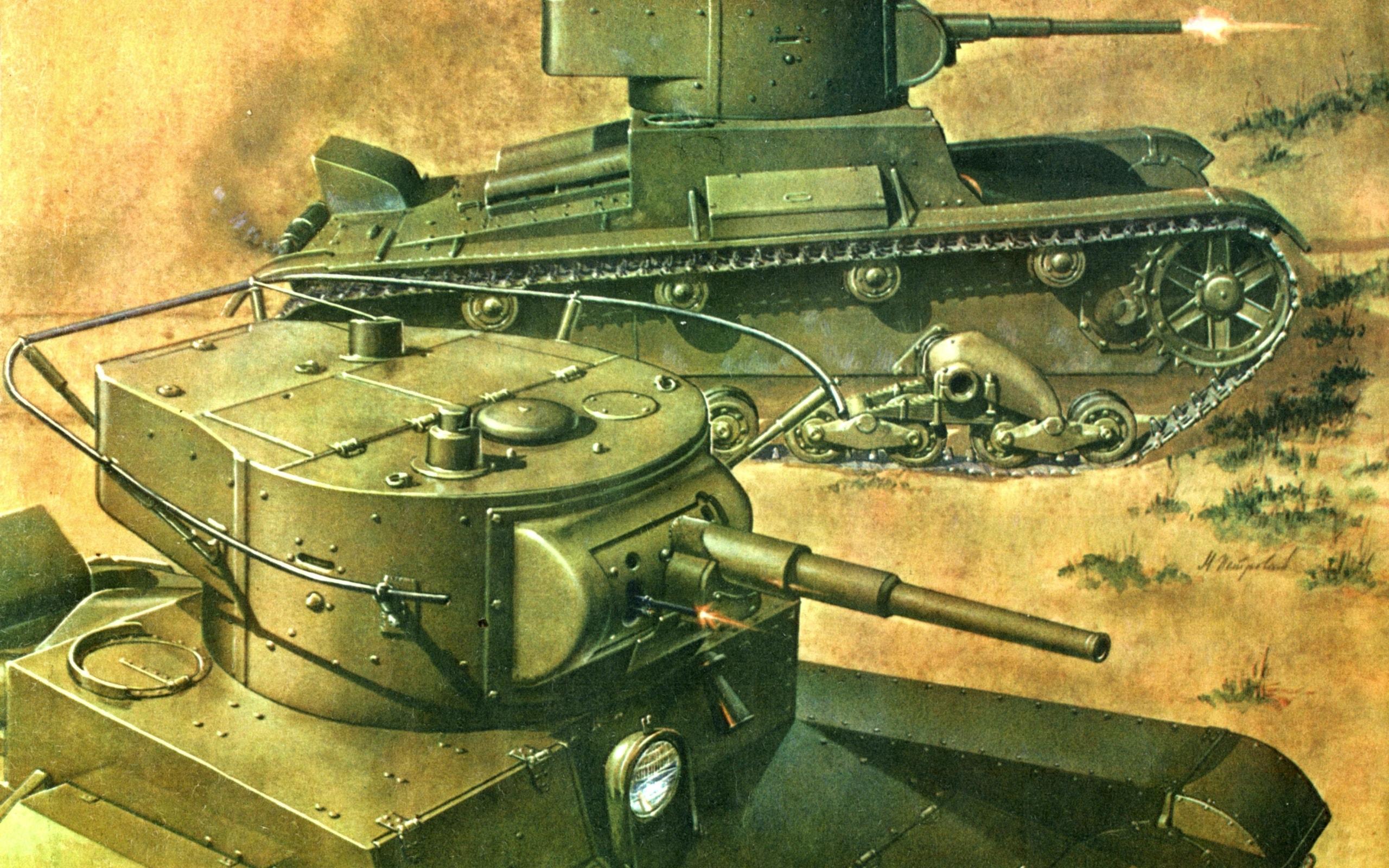 Танк Т-26 основная машина в бою под Жабинкой
