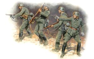 Штурмовая группа не могла взять здание НКВД