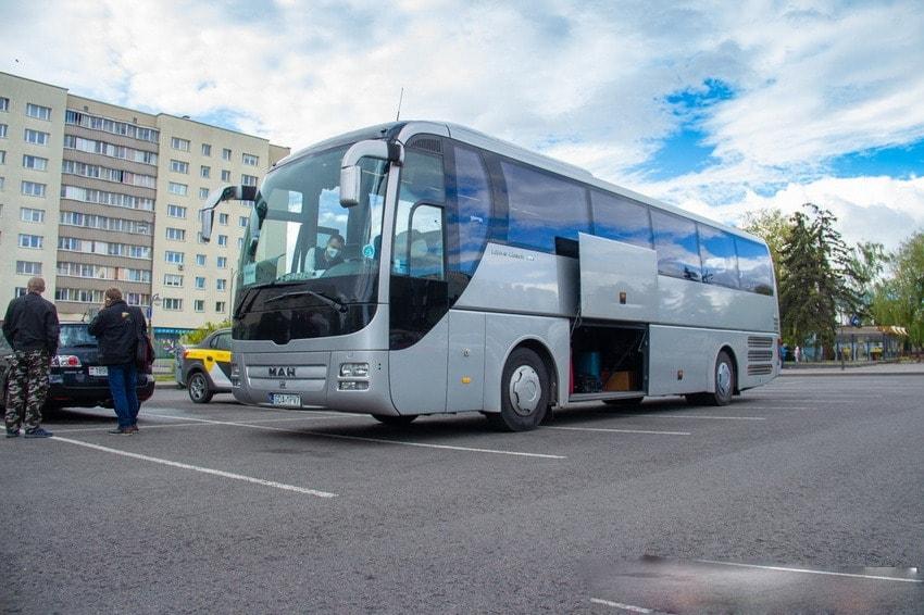 Автобусное сообщение между Беларусью и Польшей сократят