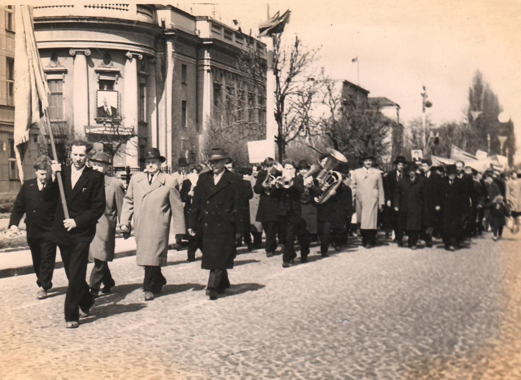 Брест в 1940 году