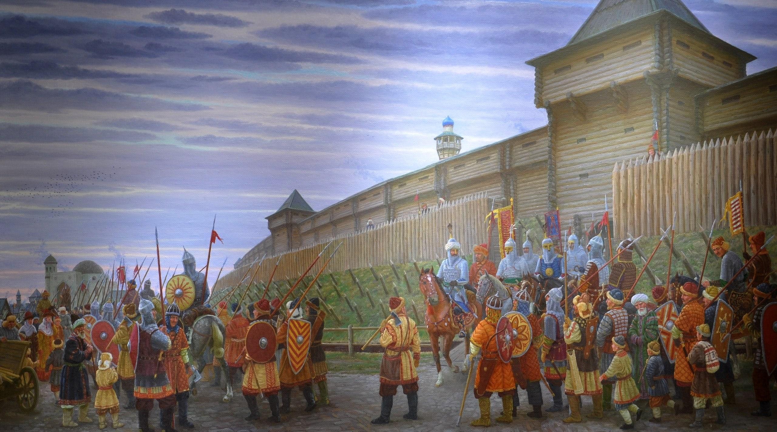 Волжская Булгария нуждалась в ремесленниках