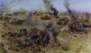 Иллюстрация к Брест 1941.Неизвестная артиллерийская дуэль