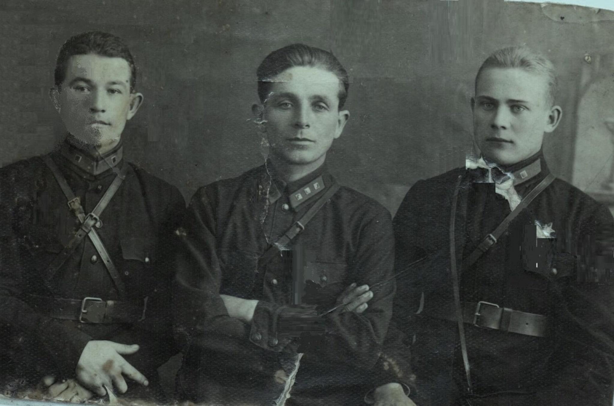 Командиры 204 гаубичного полка