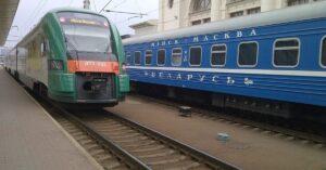 Поезд Минск-Москва запустят полупустым-min