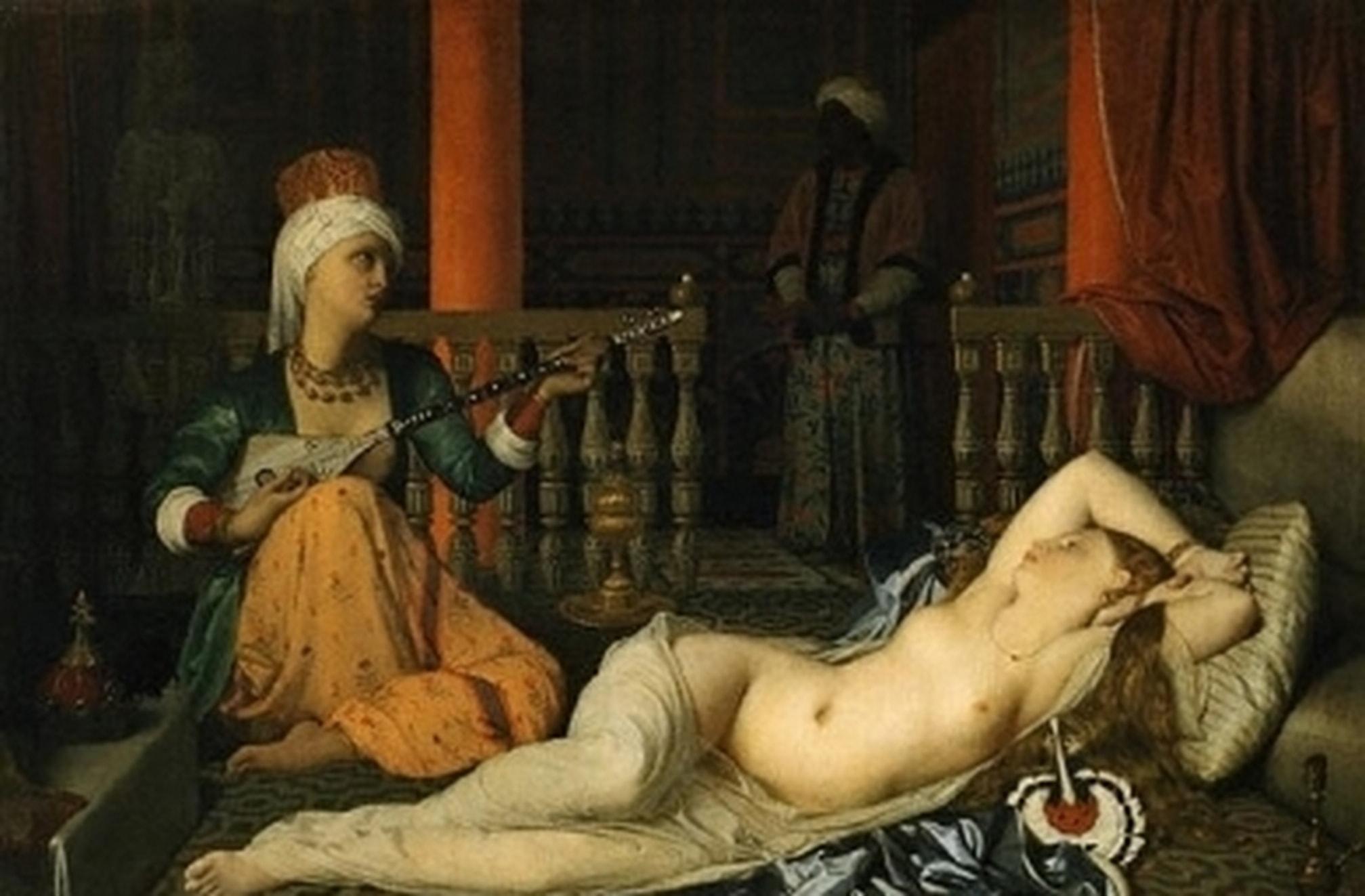 Славянские евнухи-позорная страница истории