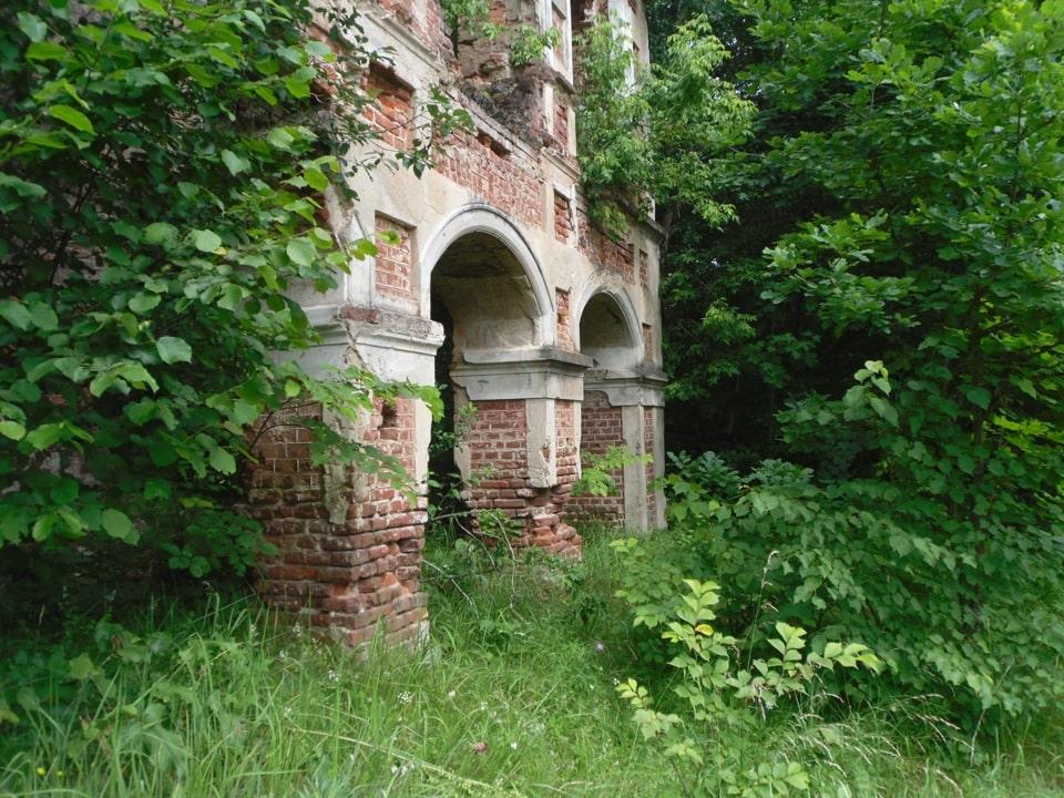Величественные и загадочные руины