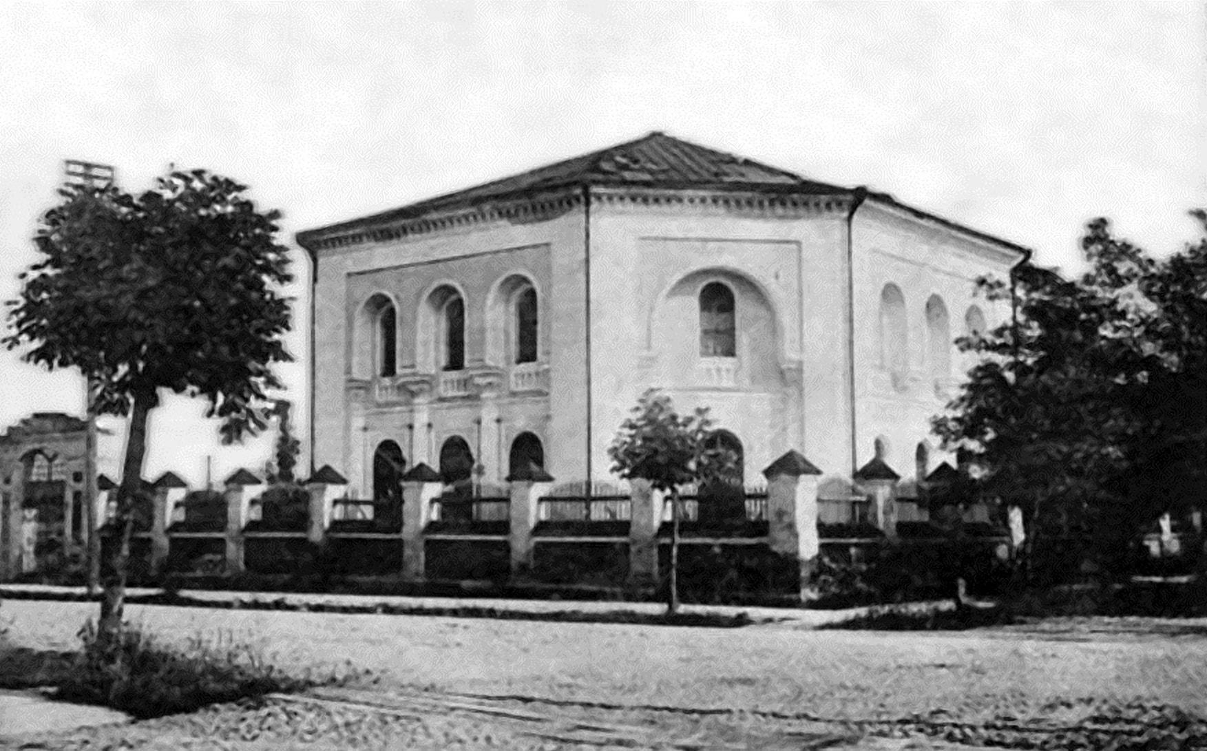 Еврейские волнения начались из-за закрытия большой брестской синагоги