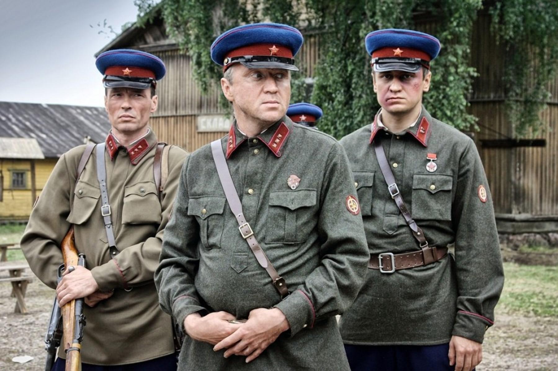 На разгон еврейского митинга были брошены все части НКВД города