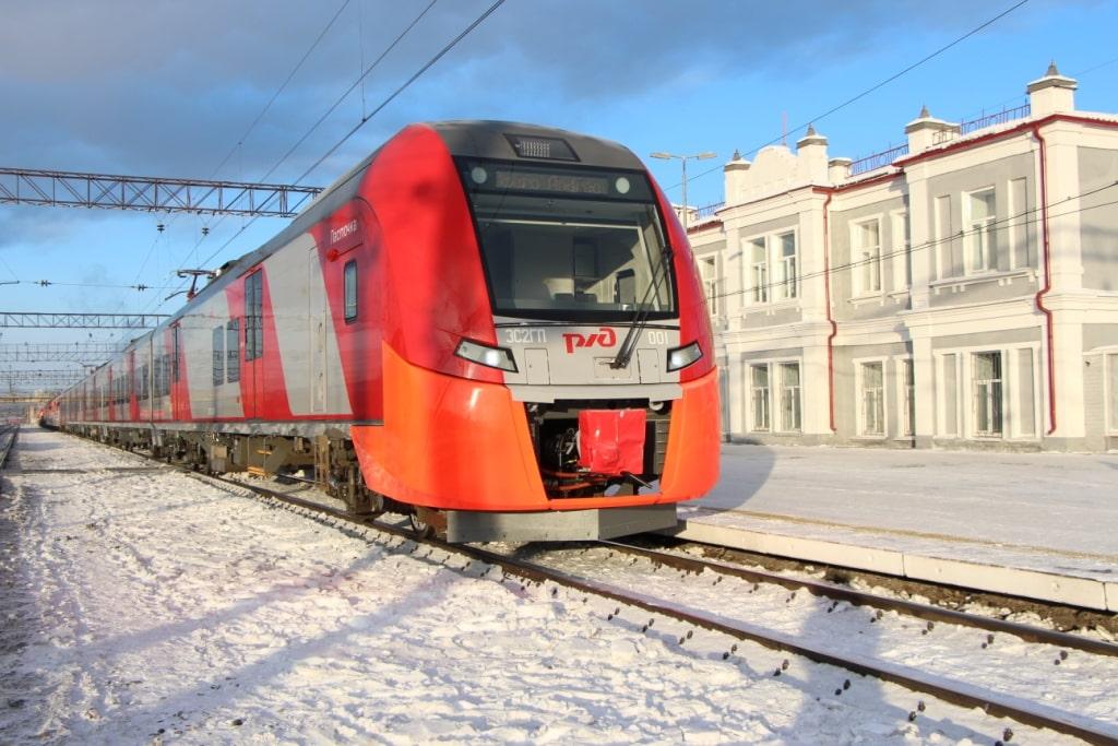 Такие поезда начнут курсировать между Минском и Москвой с 13 декабря 2020 года