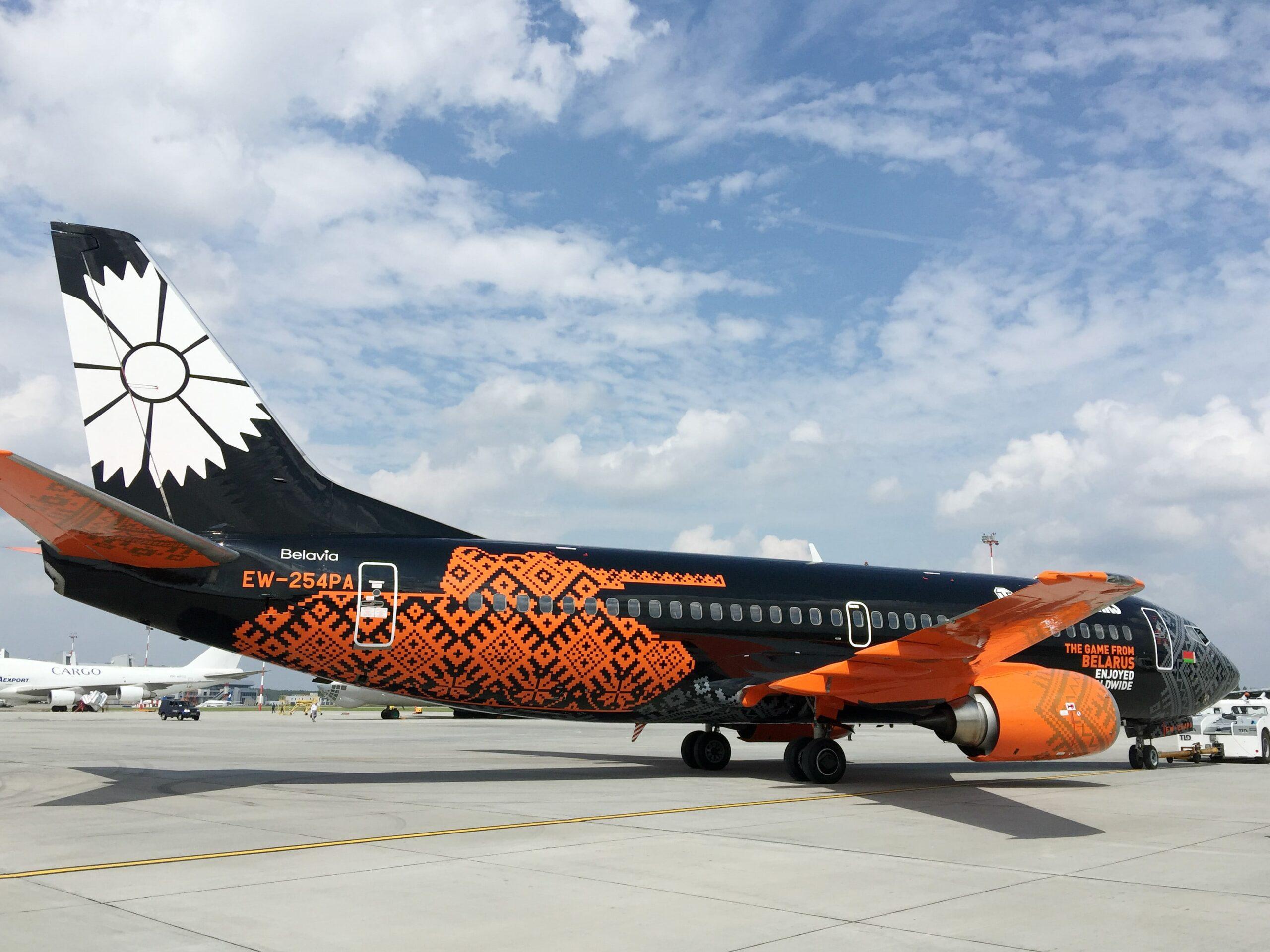 Москва отменяет большинство праздничных авиарейсов в Минск