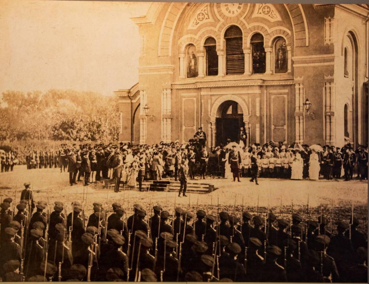 Российские императоры не раз бывали в Брест-Литовске