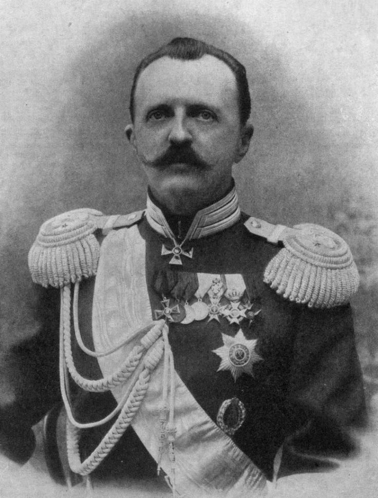 Строительство царского хода контролировал дядя императора