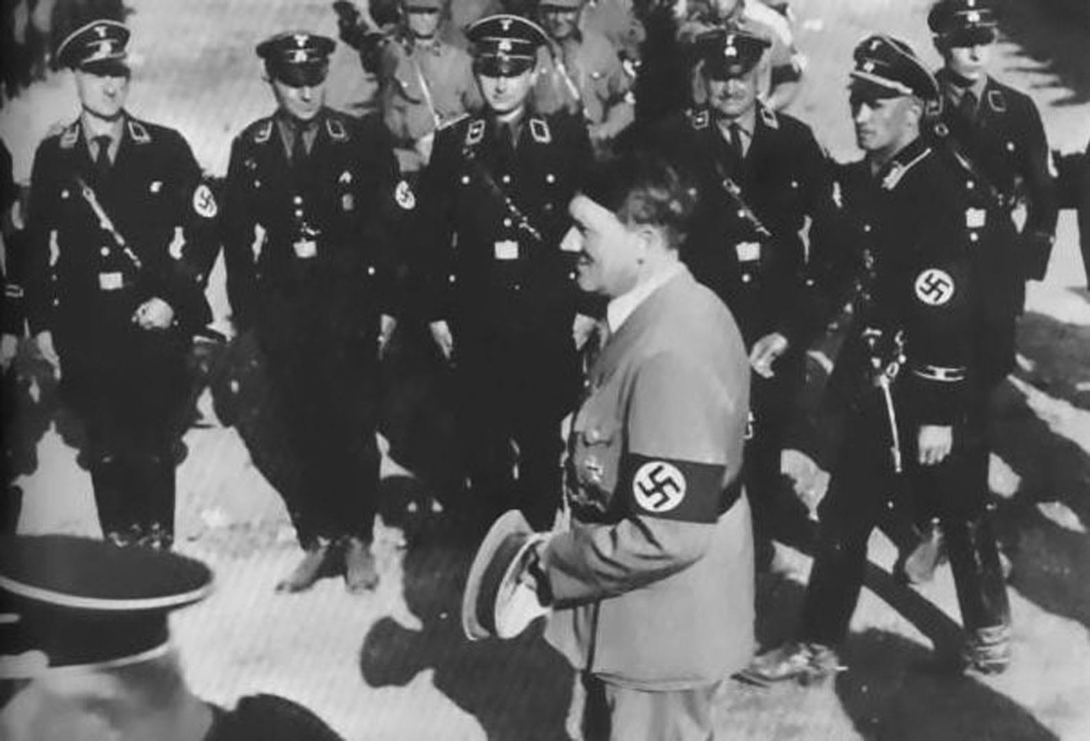 Защитники крепости срывали планы фюрера посетить крепость в июле 1944 года
