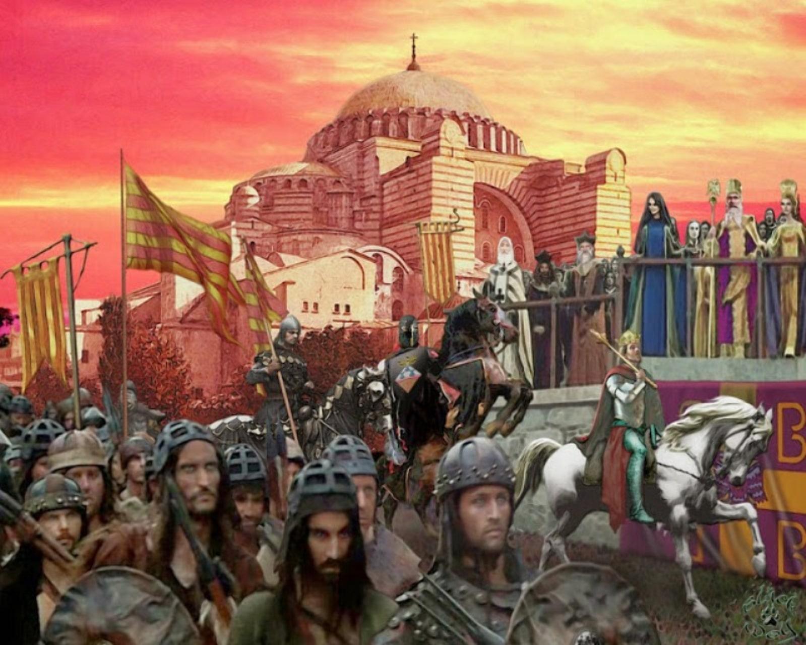 Крушение Византии сделало торговлю рабами неприбыльной