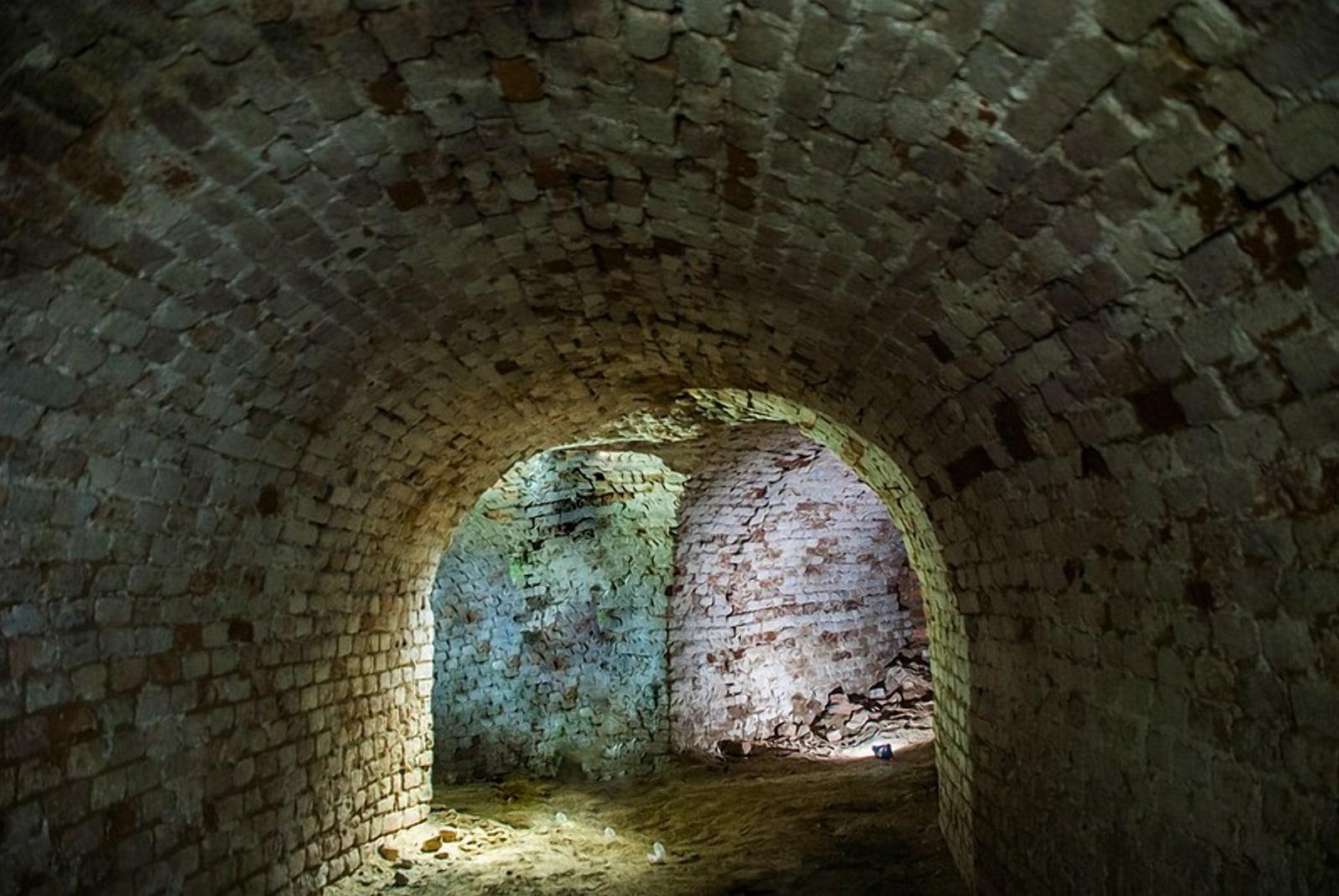 Подземелья брестской крепости строились разными строителями