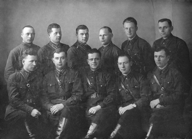 Политруки отряда знали о снятии с должности командира отряда