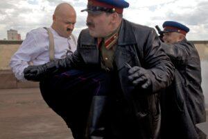 Шпион снимался в Минске