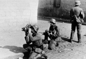 Группа Чеснокова уничтожила немецких пропагандистов