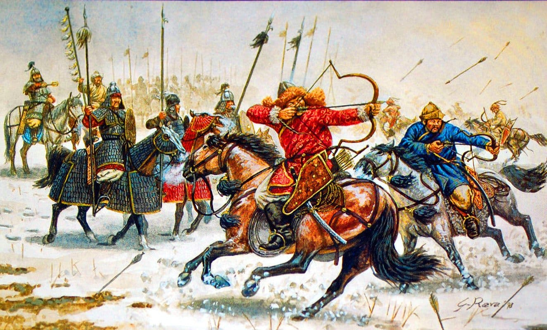 Крымская гвардия Девлет Гирея готова была нанести удар.