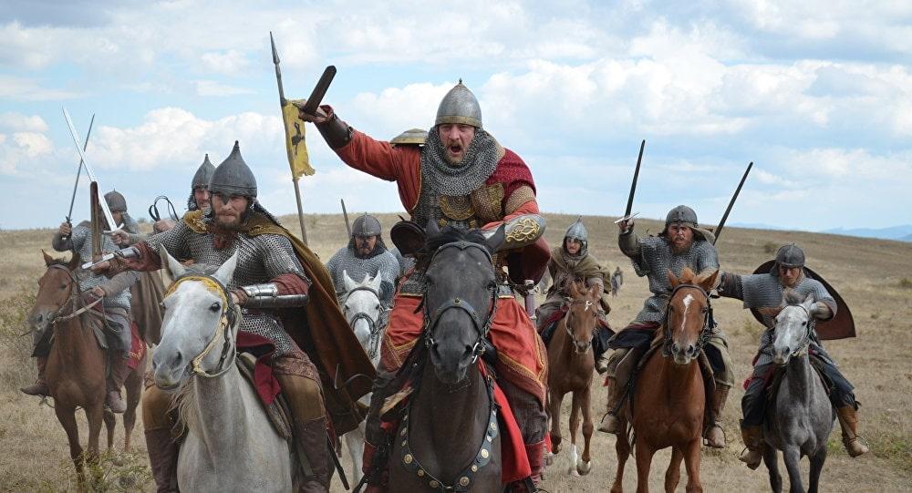 Московские дружины могли соединиться с татарами