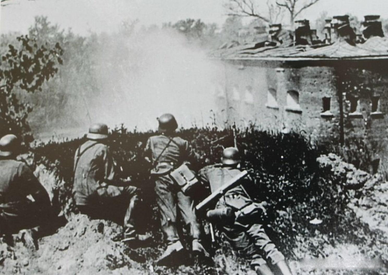 28 июня 1941 года бои в крепости шли активно