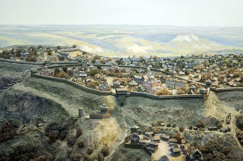 Киев - был целью Византии